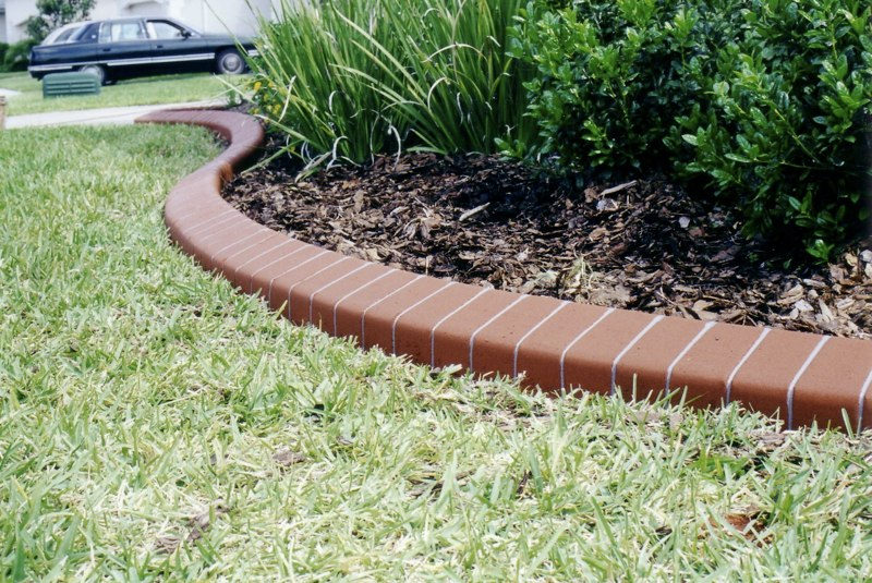 Artisan concrete solutions decorative concrete edging for Quik curb